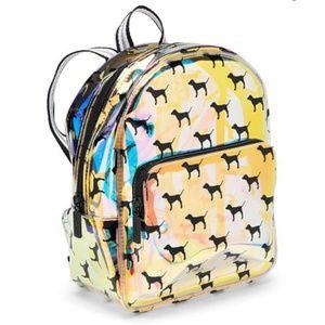*PINK* Mini Backpack